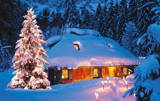 Besinnliche Weihnachtsbilder.Stories Thrive Outside